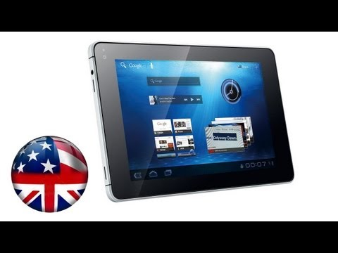 Huawei MediaPad with Android 4.0 Ice Cream Sandwich Review
