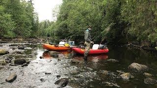 Места для рыбалки на реке оять