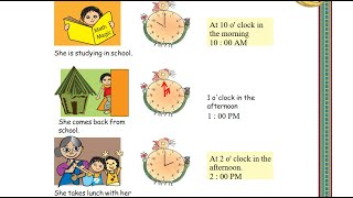 Maths Magic Class 3   Chapter 7- Part 3   The True Story of Pedki Devi, One Day in the Life of Kusum