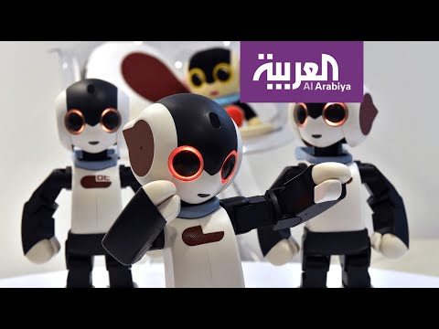 العرب اليوم - شاهد: روبوتات راقصة ومقاتلة في مسابقة صينية