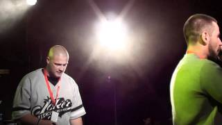 preview picture of video 'Semja Napasov & South-Dwa @ Eesti hiphop festival 2010, Elva part 2'