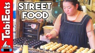 Japanese Street Food - 10 BEST Street Food In Ueno (TOKYO STREET FOOD)