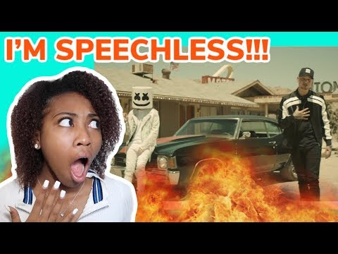 Marshmello & Kane Brown - One Thing Right (Official Music Video) REACTION!