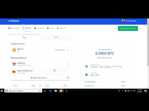 How To Buy Bitcoin on Coinbase; Sources To Store Crypto