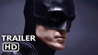 THE BATMAN Trailer Teaser (2021) Robert Pattinson Action Movie