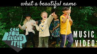 What A Beautiful Name (Music Video)   Hillsong Kids