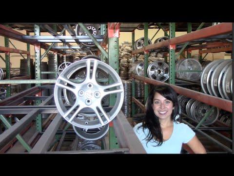 Factory Original Mazda Navajo Rims & OEM Mazda Navajo Wheels – OriginalWheel.com