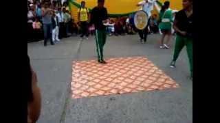 preview picture of video 'manaba break dance en la banda de guerra'