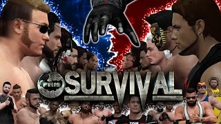 WWE 2K16: Watch FaM Survival LIVE TODAY