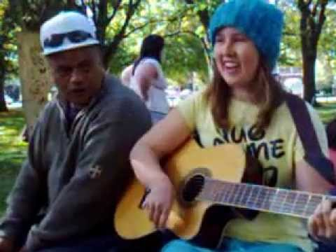 The Occupy Christchurch Song