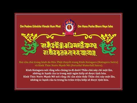 Thần Chú Giải Thoát Thông Qua Sự Nghe và Nhìn Thấy - Ah Ah Sha Sa Ma Ha - Thần Chú Giải Thoát v1