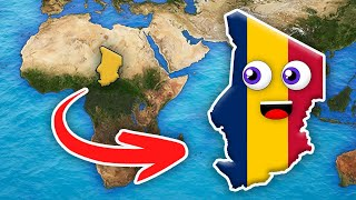 Chad Geography for Kids/Chad Country Geography