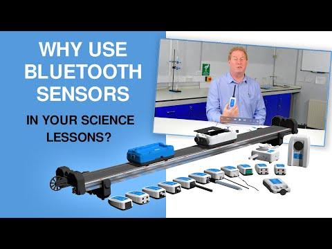 Smart Wireless Bluetooth Sensors