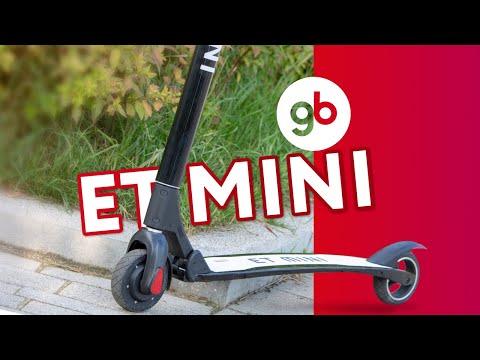 Электросамокат ET Mini Carbon