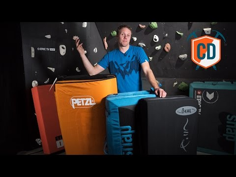Which Bouldering Matt is Best? | Climbing Daily Ep.881