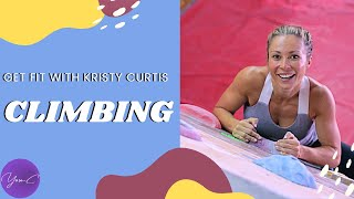 GET TO KNOW MORE ABOUT CLIMBING | GET FIT with KRISTY #3 ✨ GET FIT #36