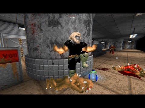 Brutal DOOM v21 Extermination Day Latest Build (bd21rc2b