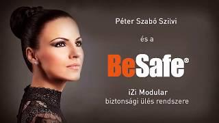 Péter Szabó Szilvi a BeSafe-et választotta!