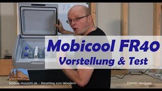 Mobicool FR40 - Vorgestellt, Stromverbrauch und 6 Monate Erfahrungsbericht