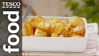 How to make Roast Potatoes