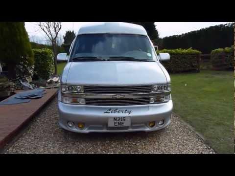1995 Chevrolet Astro Van Day Van Custom 4.3 For Sale SDSC Specialist Cars Cambridge