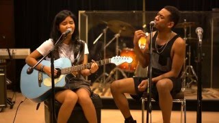 Thinking Out Loud-Ed Sheeran cover by American Idol 11 Joshua Ledet and Yarra @ Lafayette