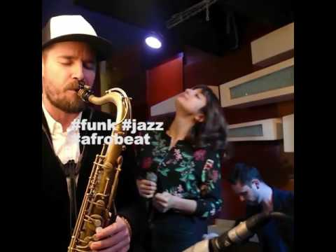Marula Café Madrid Jam Sessions