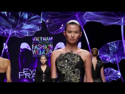 EYMERIC FRANCOIS Showcase Vietnam International Fashion Week 2016