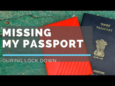 My Passport:  Avoid the anxiety of loosing Data