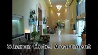 preview picture of video 'Sharon Hotel apartment rental, Hotel apartment israel, Room rental in israel, Herzliya Suites'