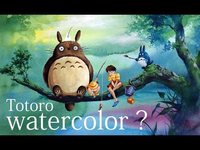Totoro-となりの-トトロ-토토로
