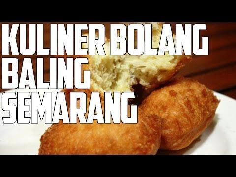 Video Kuliner Bolang Baling dan Cakue Enak Khas Semarang