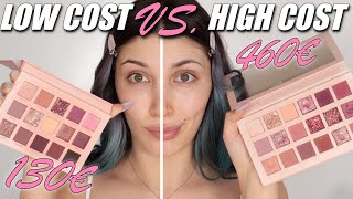 MAKEUP ECONOMICO vs. COSTOSO ???? 130€ vs. 460€ ???? MelissaTani