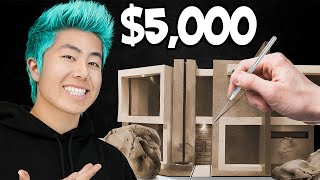 If You Sculpt A House, I'll Pay For It! | ZHC Crafts