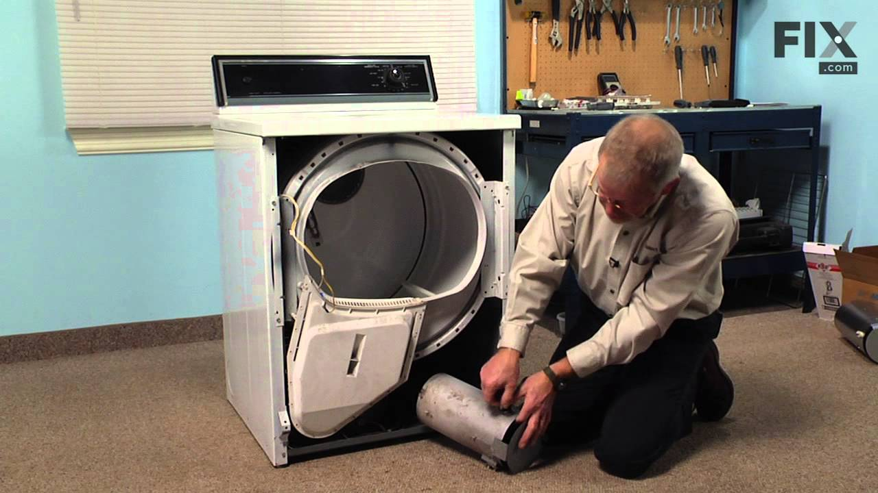 Replacing your Maytag Dryer High Limit Thermostat (Limit: 200-30)