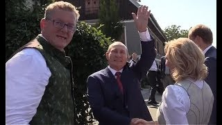 CAUGHT ON TAPE: Watch Putin As He Personally Interferes in Austrian Democracy!