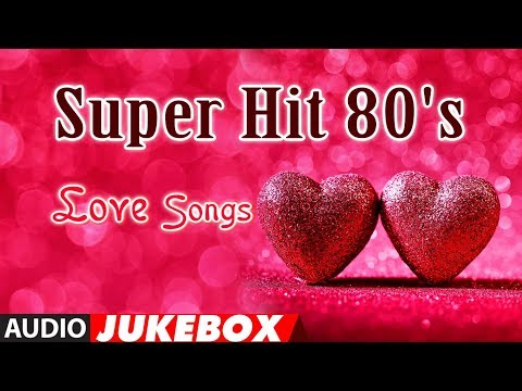 Super Hit 80's Love Songs Lata Mangeshkar, Kishore Kumar | Evergreen Romantic Songs