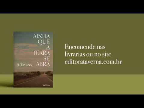 [BOOK TRAILER] Ainda que a terra se abra | R. Tavares | Editora Taverna