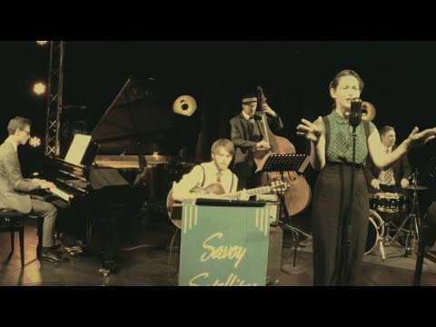 Savoy Satellites - Quartett - or from trio up to big band of 8 people video preview
