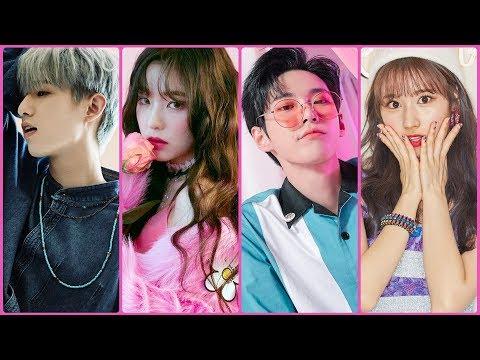Top 100 KPop Songs of 2018 (1st Half)
