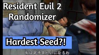 Resident Evil 2 - Randomizer - Hardest RE2 Rando Available ?