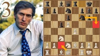 Cameras, or Me? | Spassky vs Fischer | (1972) | Game 3
