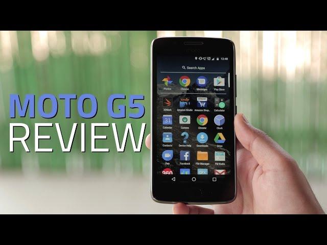 Moto G5 Review | NDTV Gadgets360 com