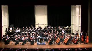 """""""Selections from Jesus Christ Superstar"""" by Moanalua HS Symphony Orchestra@2010 Winter Concert"""