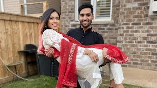 SHE DID THIS FOR EID! | BAKRA EID 2020
