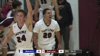Highlights: East Lyme 75, Waterford 71 (OT)