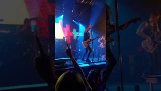 All Time Low - Let it Roll  (LIVE IN DALLAS 07/01/17) The Young Renegades Tour