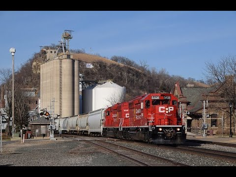 cp sd40 3s on h19 in the new beaver scheme