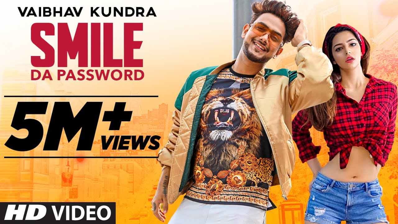 Smile Da Password Song Lyrics In Hindi