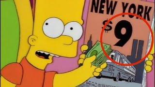 10 Dinge, Die Die Simpsons Vorhergesehen Haben